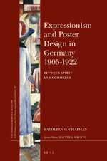 Cover Expressionism and Poster Design in Germany 1905-1922