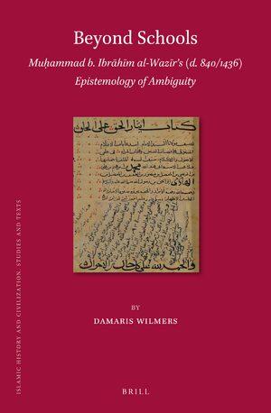 Ibn al-Wazīr's Works in: Beyond Schools: Muḥammad b  Ibrāhīm al
