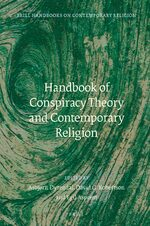Cover Handbook of Conspiracy Theory and Contemporary Religion