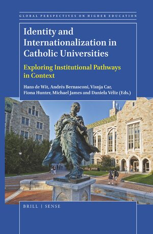Cover Identity and Internationalization in Catholic Universities