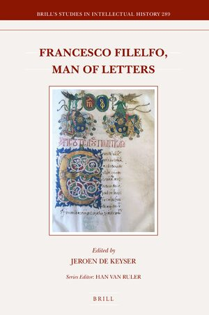 Cover Francesco Filelfo, Man of Letters