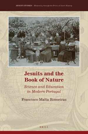 Cover Jesuits and the Book of Nature
