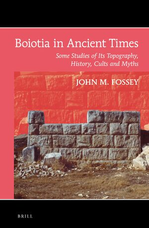 Boiotia in Ancient Times