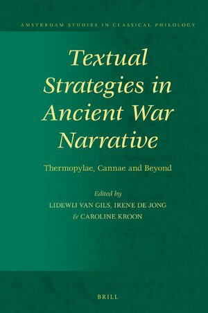 Cover Textual Strategies in Ancient War Narrative