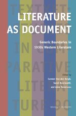 Cover Literature as Document