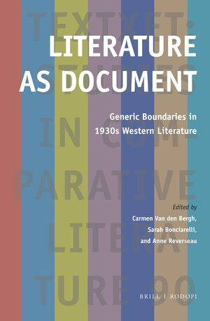 Literature as Document