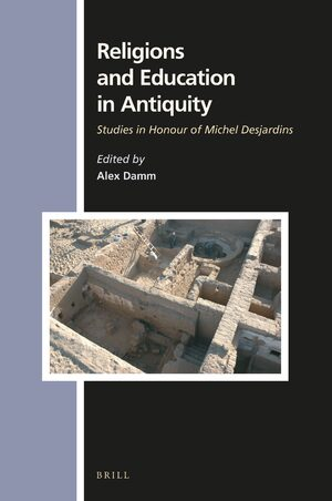Cover Religions and Education in Antiquity