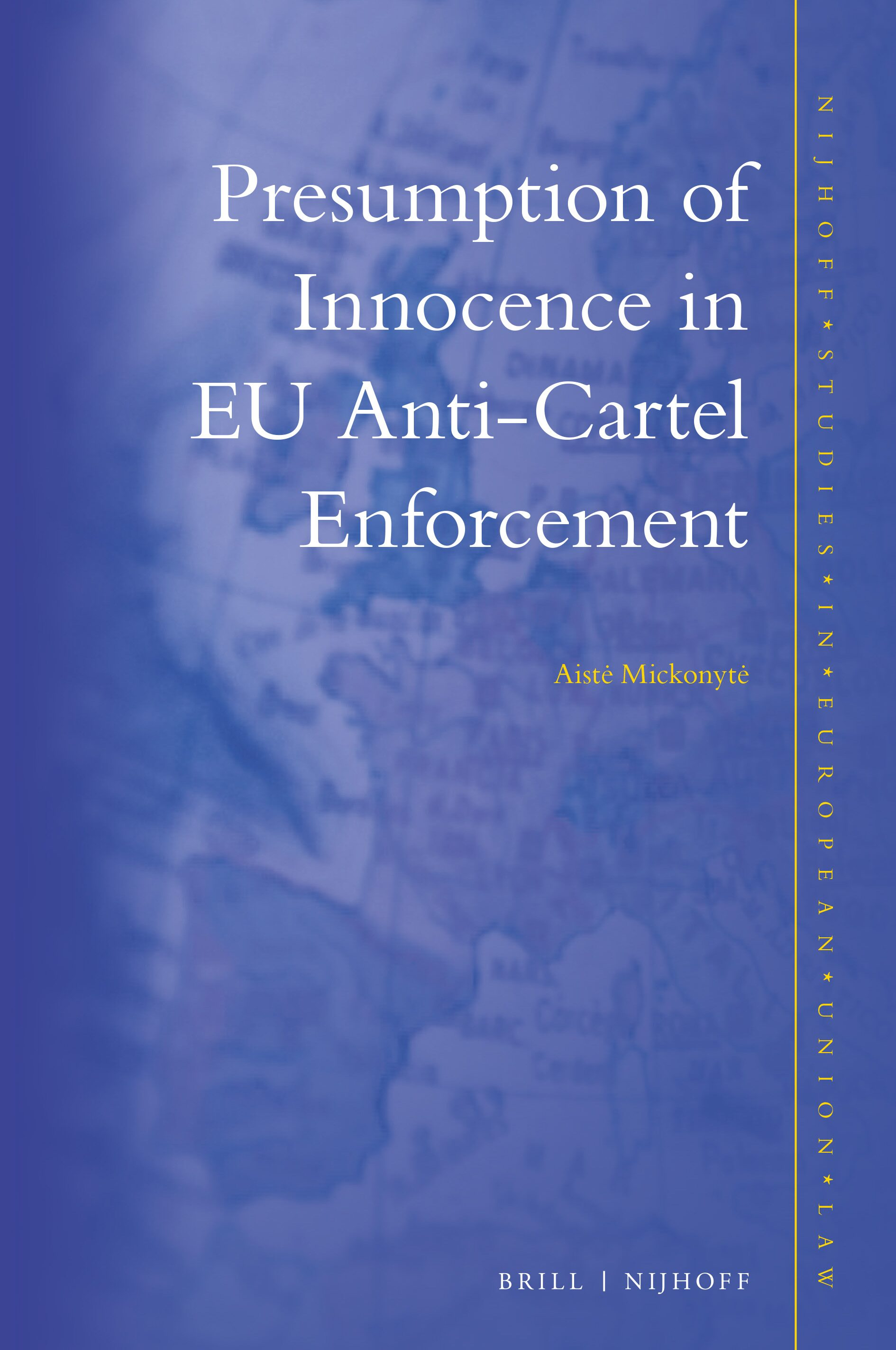 Chapter 20 Conclusions in Presumption of Innocence in EU Anti ...