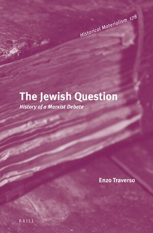 Cover The Jewish Question