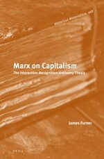 Cover Marx on Capitalism