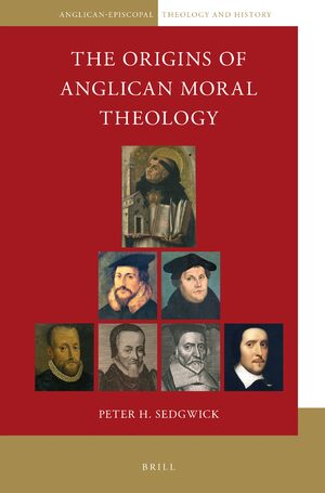 Cover The Origins of Anglican Moral Theology