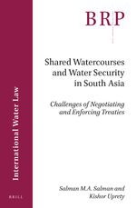 Cover Shared Watercourses and Water Security in South Asia