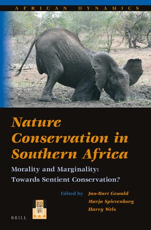 Cover Nature Conservation in Southern Africa
