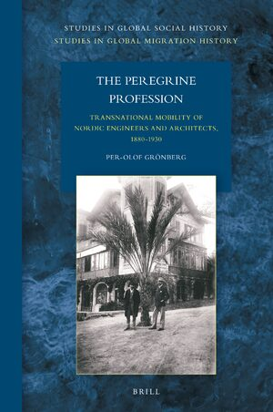 Cover The Peregrine Profession