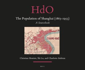 Cover The Population of Shanghai (1865-1953)