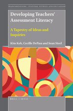 Cover Developing Teachers' Assessment Literacy