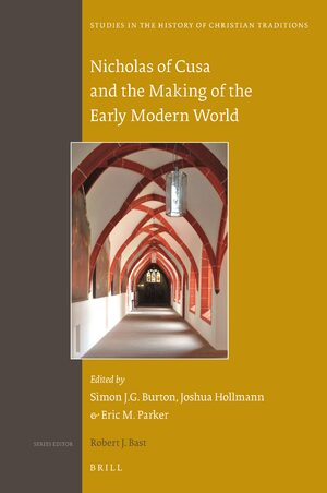 Cover Nicholas of Cusa and the Making of the Early Modern World