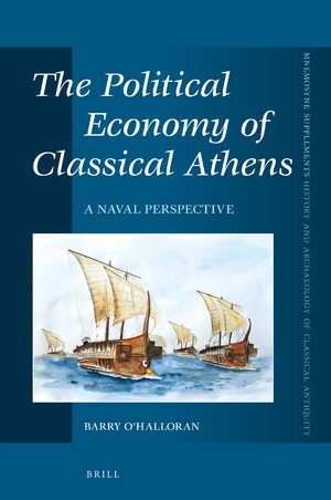 Cover The Political Economy of Classical Athens