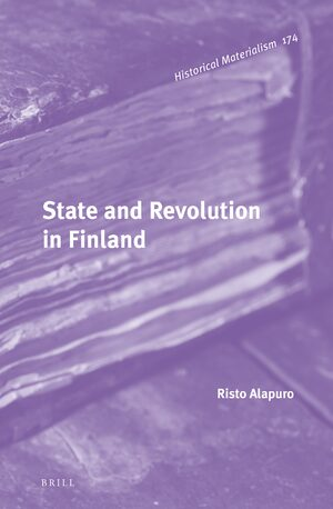 Cover State and Revolution in Finland