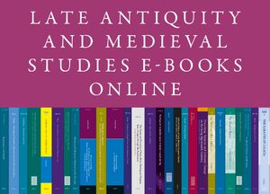 Cover Late Antiquity and Medieval Studies E-Books Online, Collection 2019