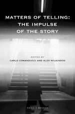 Cover Matters of Telling: The Impulse of the Story
