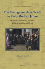 Cover The Portuguese Slave Trade in Early Modern Japan