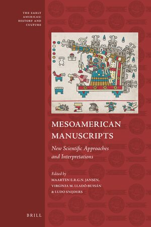 Cover Mesoamerican Manuscripts