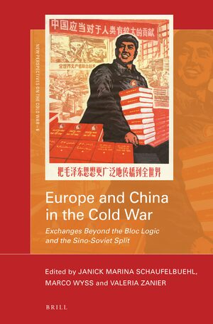 Cover Europe and China in the Cold War