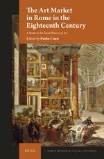 Cover The Art Market in Rome in the Eighteenth Century