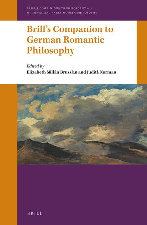 Cover Brill's Companion to German Romantic Philosophy
