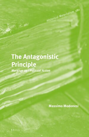 Cover The Antagonistic Principle