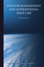 Cover Disaster Management and International Space Law