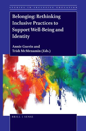 Cover Belonging: Rethinking Inclusive Practices to Support Well-Being and Identity
