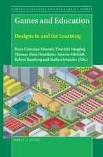 Cover Games and Education: Designs in and for Learning