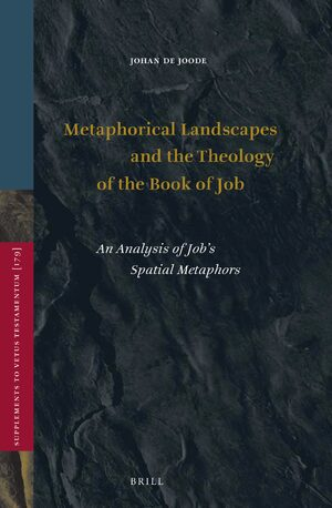 Cover Metaphorical Landscapes and the Theology of the Book of Job