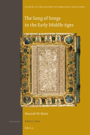 Cover The Song of Songs in the Early Middle Ages
