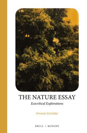 Cover The Nature Essay