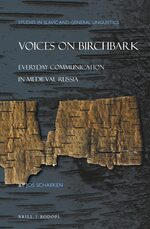 Cover Voices on Birchbark