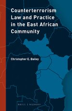 Cover Counterterrorism Law and Practice in the East African Community