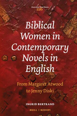 Cover Biblical Women in Contemporary Novels in English
