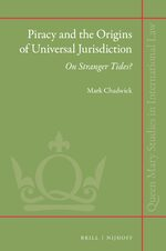 Cover Piracy and the Origins of Universal Jurisdiction