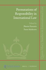 Cover Permutations of Responsibility in International Law