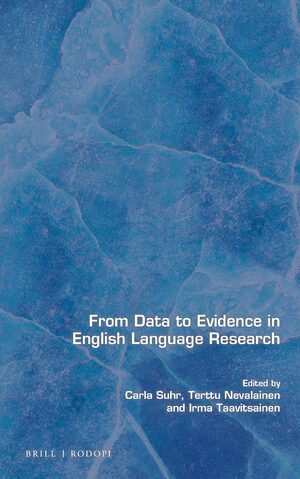 Cover From Data to Evidence in English Language Research