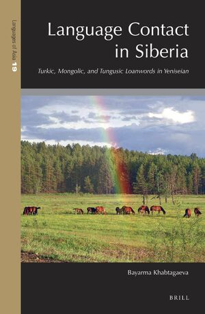Cover Language Contact in Siberia