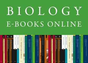 Cover Biology E-Books Online, Collection 2019-2020