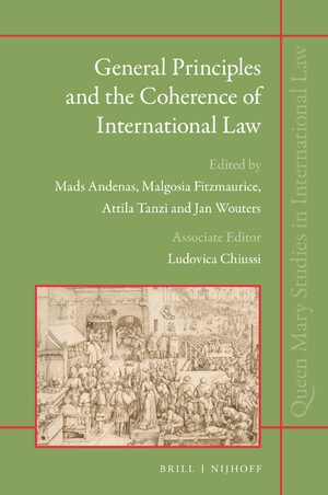 Cover General Principles and the Coherence of International Law