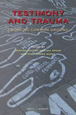 Cover Testimony and Trauma