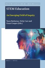 Cover STEM Education: An Emerging Field of Inquiry