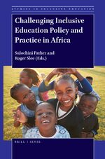 Cover Challenging Inclusive Education Policy and Practice in Africa