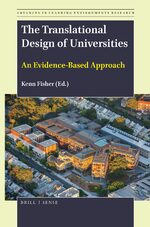 Cover The Translational Design of Universities